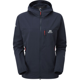 Mountain Equipment Echo Hooded Jacket Dam cosmos